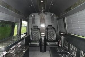 Mercedes Limo Van