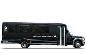 Ford LC24 Large Luxury Limo Coach - 24 Passenger